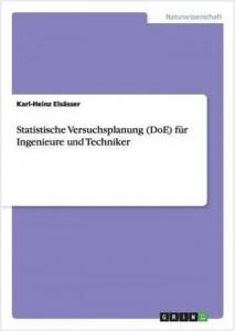 Buch_Statistische Versuchsplanung
